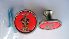 Captain Morgan Cabinet Knobs, Captain Morgan Logo Cabinet Knobs, Captain Morgan