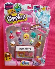 Shopkins SEASON 4 12 Pack Special Edition PETKINS Inside! AUTHENTIC Random Pack
