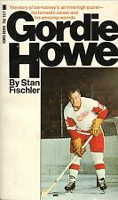 Gordie Howe--1969 Paperback--Detroit Red Wings