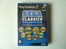 SEGA CLASSICS COLLECTION PLAYSTATION 2 PS2 PAL ESPAÑA PRECINTADO NEW SEALED