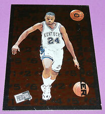 ANTOINE WALKER WILDCATS KENTUCKY PRESSPASS 1996 NBA BASKETBALL CARD