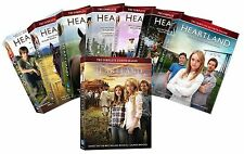 Heartland Complete ALL Season 1-8 DVD Set Collection Series TV Show Episodes Lot