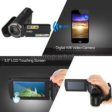 WiFi IR Night-Shot HD 1080P 20MP Digital Video Camcorder Camera DV 16X ZOOM P8G3