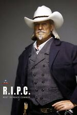 "Art Figures 1/6 Scale 12"" R.I.P.C. Rest in Peace Cowboy Action Figure AF-017"