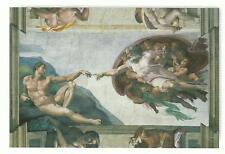 PUZZLE RAVENSBURGER 5000 PZ MICHELANGELO LA CREAZIONE DI ADAMO  ART 17408