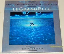 Disque 45 t Musique FILM LE GRAND BLEU - Eric SERRA - Film Luc BESSON 1988