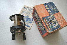 A SUPER BOXED VINTAGE DAM EVER READY 3125 MULIPLIER D.A.M. REEL