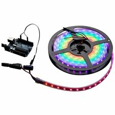 Adafruit NeoPixel Digital RGB LED Strip - Black 60 LED
