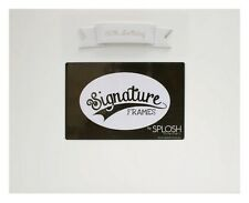 Splosh Personalise Signature 30th Birthday Photo Frame Keepsake Momento Gift