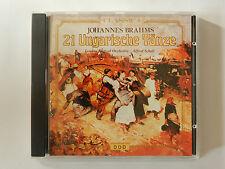 CD Johannes Brahms 21 Ungarische Tänze London Festival Orchestra