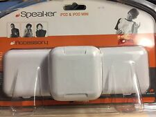 Portable Speakers For IPOD and IPOD MINI Player DigiCom Digital Accessories
