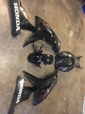 06 07 CBR 1000rr 2006 2007 HONDA FAIRING SET KIT Plastic Side  L R Tank Fender