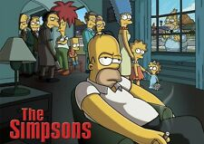 Simpsons 2 A3 Promo Poster T346