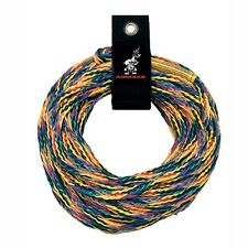 AIRHEAD Deluxe 2 Rider Tube Rope Floating 60'  AHTR-60 NEW SportsStuff