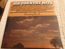 COUNTRY ROAD   PICKWICK LP 6177  BIG COUNTRY HITS  SEALED M-
