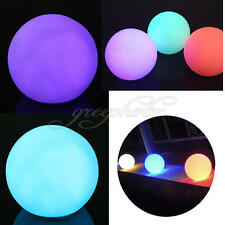 Baby Children Room Decoration Lamp Nursery Bedside LED Ball Lamp Night Light