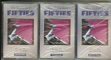 THE FABULOUS FIFTIES - BACK TO THE FIFTIES - 3 CASSETTE SET - NEW
