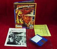 Atar ST: Indiana Jones and the Temple of Doom - Lucasfilm 1985