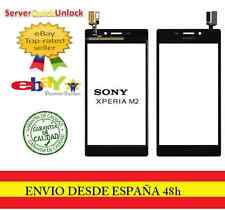 Pantalla Tactil para Sony Xperia M2 S50h D2303 S2305 NEGRA NEGRO M 2 M2