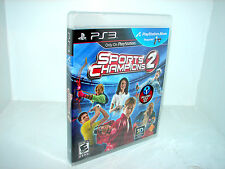 Sports Champions 2   (Sony PS3 Playstation 3 Move)   ***NEW SEALED