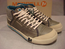 MERRELL MEN'S RANT MID BRASH J39823 GRANITE SIZE 11 SHOES SNEAKERS - BRAND NEW