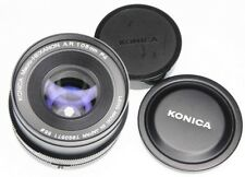 Konica 105mm f4 Macro Hexanon AR EE Below Lens  # 7920571