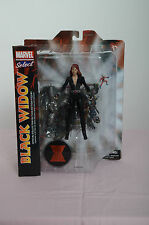 Marvel Select Black Widow Action Figure by Dimond Select Disney Store