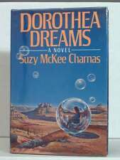 1st, signed by author, Dorothea Dreams by Suzy McKee Charnas (1986) hardback