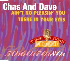 CHAS AND DAVE - Ain't no pleasin' you 2TR CDM 1996 FOLK ROCK / Old Gold series