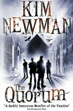The Quorum by Kim Newman (Paperback, 2013)
