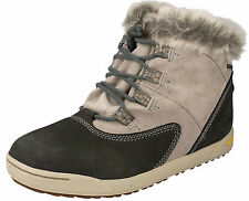 Hi-Tec Sierra Sina 200 WP Ladies Charcoal Waterproof Boots