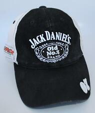 """JACK DANIEL'S"" ""Old No. 7 BRAND"" One Size Fits Most NASCAR Baseball Cap Hat"