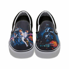VANS x STAR WARS Classic Slip On Shoes (NEW) A New Hope -Mens Size 8