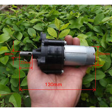 NEW DC Generator Wind power Dynamo Lighting power Hydraulic Test 6V-24V Motor