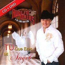 Urias, Adolfo Y Su Lobo: Tu Que Eres Mi Angel  Audio CD