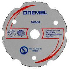 1 x DISCO VON Trenn- MEHRZWECK FÜR DSM20 DREMEL 2615S500JA  DSM500