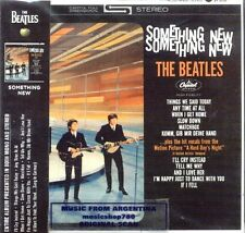 THE BEATLES THE U.S. ALBUMS SOMETHING NEW SEALED CD NEW 2014