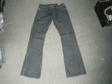 "Diesel RUKY Jeans Waist 30"" Leg 32"" Faded Dark Blue Ladies Jeans"