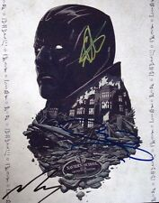 JAMES McAVOY / EVAN PETERS / BEN HARDY - XAVIERS SCHOOL - X - MEN SIGNED PHOTO