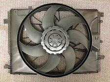 OEM Replacement Fan for Mercedes-Benz C250 2012-2015 L4 1.8L (Brushless Motor)