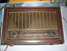 RADIO VINTAGE RADIOMARELLI RD181 - RADIO MARELLI RD 181 - LEGGI DENTRO STATO