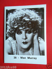 figurines actors stickers akteurs figurine i divi di hollywood 38 mae murray f v