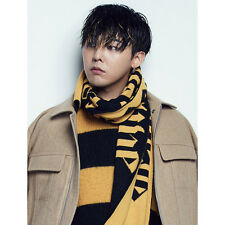 [New] Bigbang G Dragon x 8seconds FW Collection GD Lettering Muffler