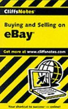 CliffsNotes Buying and Selling on eBay Holden, Greg Paperback