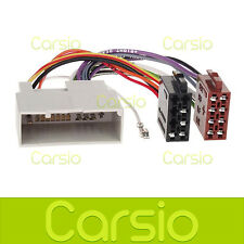Ford Fiesta 02-05 ISO Wiring Harness Connector Stereo Radio Adaptor PC2-80-4