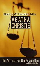 The Witness for the Prosecution (St. Martin's Minotaur Mysteries)