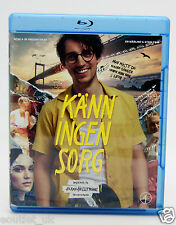 Kann Ingen Sorg Nordic Blu-ray Film Region B NEW