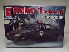 AMT Robo 1 Police Car Plastic Model Kit from Robocop 2 - Brand New & Sealed