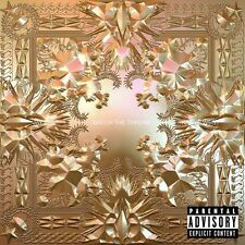 Jay ad/Kanye West-Watch the Throne (2011) CD-ORIGINALE IMBALLATO-Merce Nuova