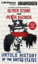 The Untold History of the United States by Oliver Stone and Peter Kuznick...
